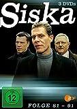 Siska - Folge 81-91 (3 DVDs)