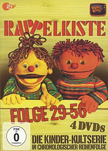 Rappelkiste Folge 29-56 (4 DVDs)