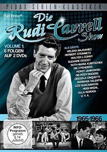 Die Rudi Carrell Show, Vol. 1 (1965-1966) (2 DVDs)