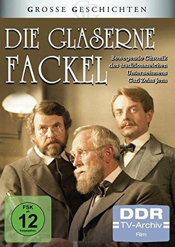 Große Geschichten: Die gläserne Fackel (DDR TV-Archiv) (4 DVDs)