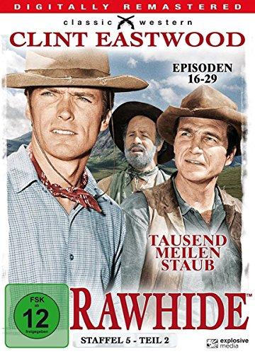 Rawhide Tausend Meilen Staub - Season 5.2 (4 DVDs)