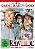 Rawhide - Tausend Meilen Staub - Season 5.2 (4 DVDs)