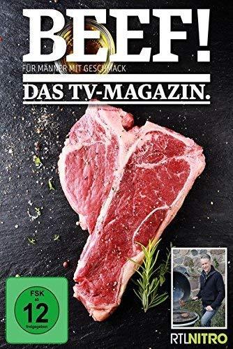 BEEF! Das TV-Magazin für Männer mit Geschmack