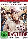 Rawhide - Tausend Meilen Staub - Season 5.1 (4 DVDs)