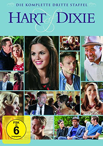 Hart of Dixie Staffel 3 (5 DVDs)