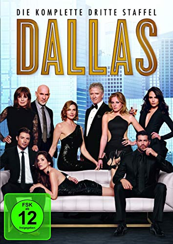 Dallas (2012) - Staffel 3 (4 DVDs) 2012 - Staffel 3 (4 DVDs)