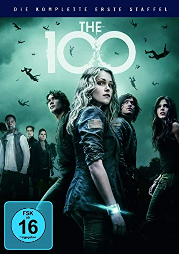 The 100 Staffel 1 (3 DVDs)