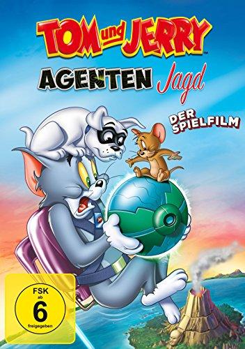 Tom & Jerry Agentenjagd