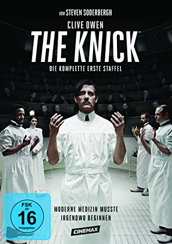 The Knick Staffel 1 (5 DVDs)