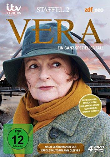 Vera - Ein ganz spezieller Fall: Staffel 2 (4 DVDs)