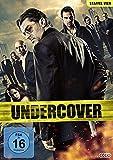 Undercover - Staffel 4 (4 DVDs)