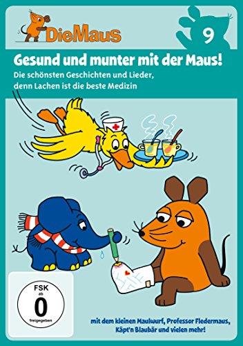 Die Sendung mit der Maus, Vol. 9: Gesund und munter mit der Maus