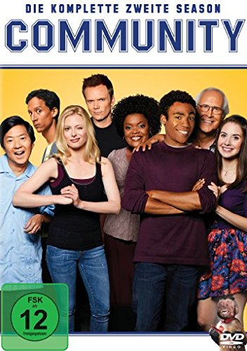 Community Staffel 2 (4 DVDs)