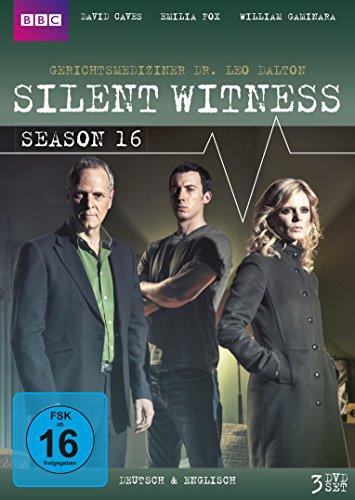Silent Witness (Gerichtsmediziner Dr. Leo Dalton) Staffel 16 (3 DVDs)
