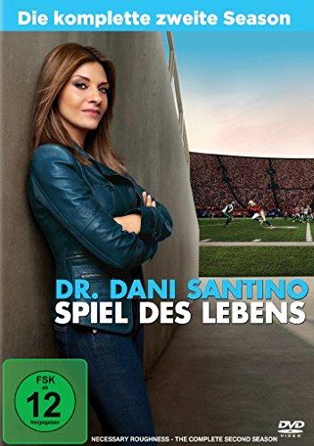Dr. Dani Santino - Spiel des Lebens: Staffel 2 (4 DVDs)