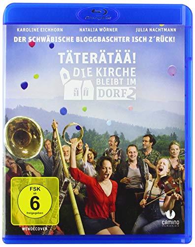 Die Kirche bleibt im Dorf 2 [Blu-ray]