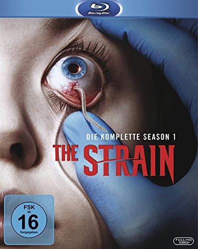 The Strain Staffel 1 [Blu-ray]