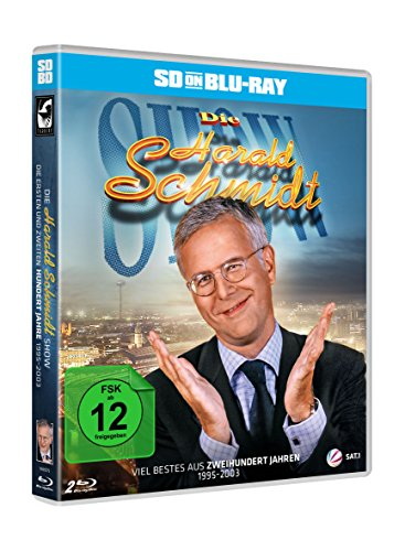 Die Harald Schmidt Show Viel Bestes aus Zweihundert Jahren 1995-2003 [SD on Blu-ray]