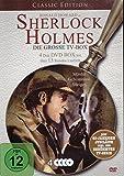 Sherlock Holmes - Die große TV-Box (4 DVDs)