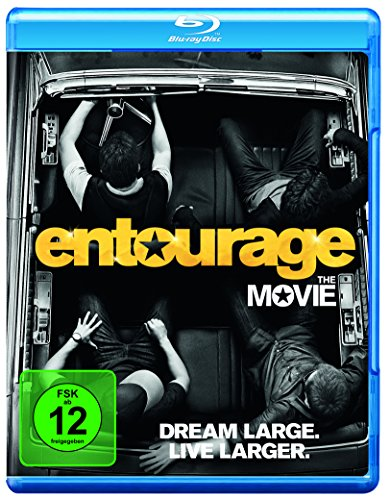 Entourage The Complete Series