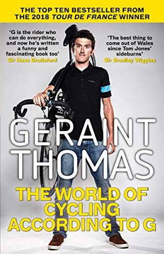 The World of Cycling According to G — Geraint Thomas
