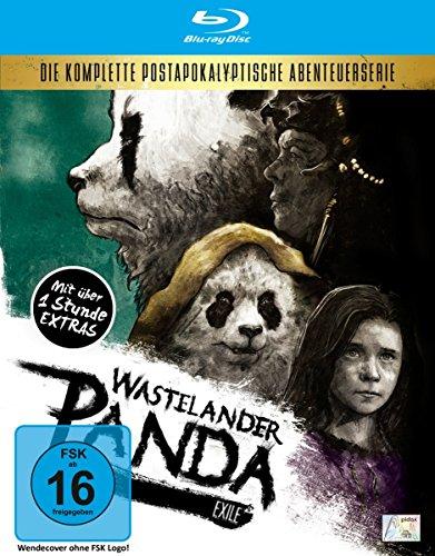 Wastelander Panda: