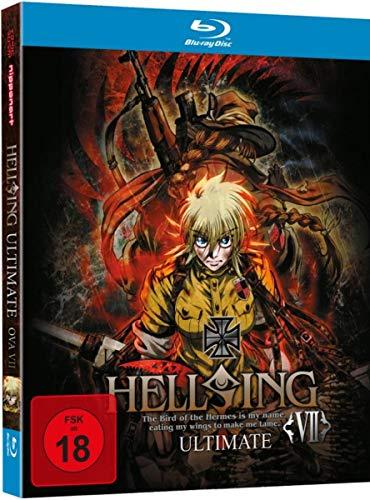 Hellsing Ultimate OVA - Vol. 7 (Mediabook) [Blu-ray]