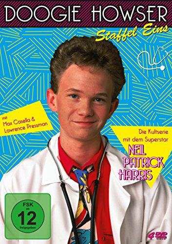 Doogie Howser Staffel 1 (4 DVDs)