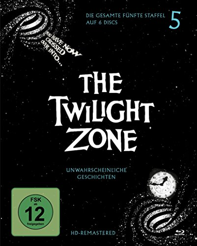 The Twilight Zone Staffel 5 [Blu-ray]