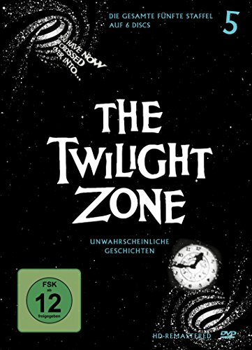 The Twilight Zone Staffel 5 (6 DVDs)