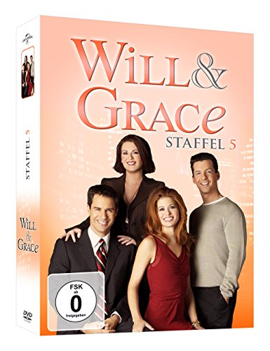 Will & Grace Staffel 5 (4 DVDs)
