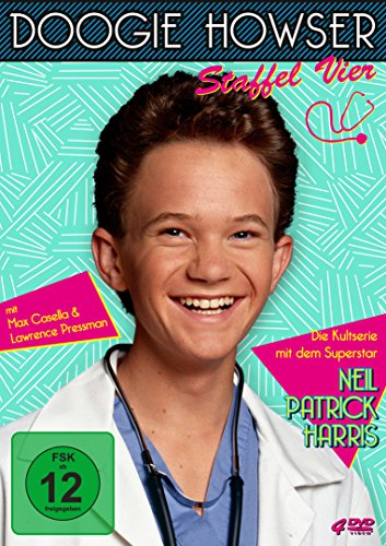Doogie Howser Staffel 4 (4 DVDs)