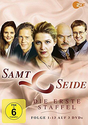 Samt & Seide Staffel 1, Folgen 1-13 (3 DVDs)