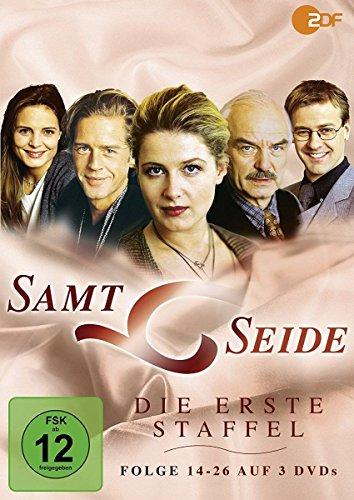 Samt & Seide Staffel 1, Folgen 14-26 (3 DVDs)