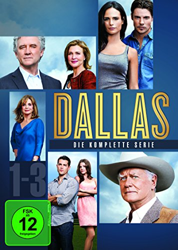 Dallas (2012) - Die komplette Serie (Limited Edition) (exklusiv bei Amazon.de) (10 DVDs) 2012 - Die komplette Serie (Limited Edition) (exklusiv bei Amazon.de) (10 DVDs)