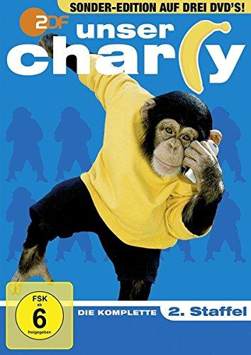 Unser Charly Staffel  2 (3 DVDs)