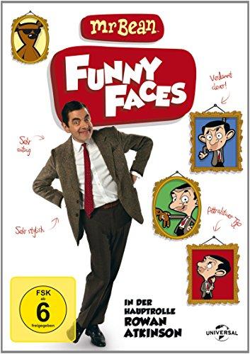 Mr. Bean Funny Faces (OmU)