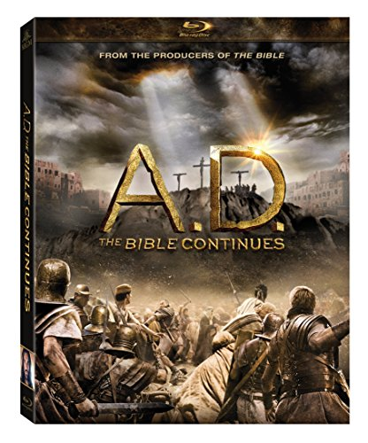 A.D.: The Bible Continues RC 1