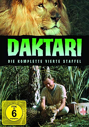 Daktari Staffel 4 (5 DVDs)