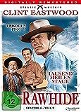 Rawhide - Tausend Meilen Staub - Season 6.2 (4 DVDs)