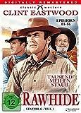 Rawhide - Tausend Meilen Staub - Season 6.1 (4 DVDs)