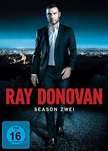 Ray Donovan Staffel 2 (4 DVDs)