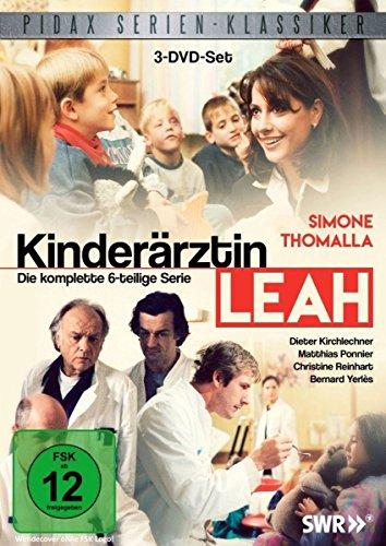 Kinderärztin Leah