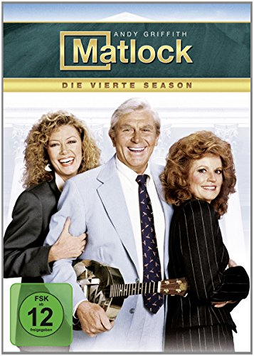 Matlock Season 4 (6 DVDs)