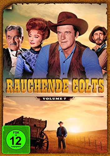 Rauchende Colts Volume 7 (7 DVDs)