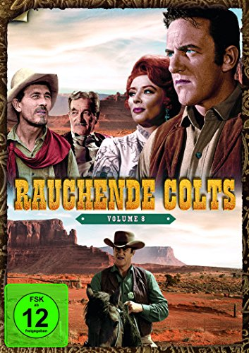 Rauchende Colts Volume 8 (7 DVDs)