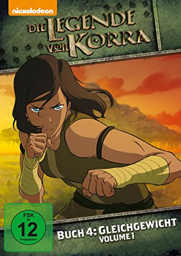 Die Legende von Korra Buch 4: Gleichgewicht, Vol. 1