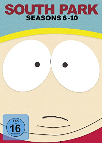 South Park Staffeln  6-10 (15 DVDs)