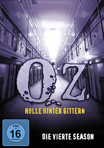 Oz - Hölle hinter Gittern: Staffel 4 (6 DVDs)