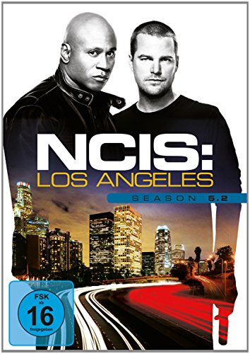 NCIS Los Angeles Season 5.2 (3 DVDs)